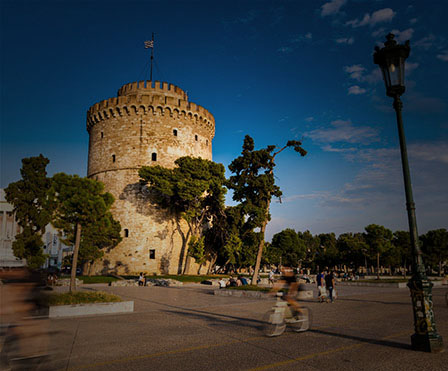 THE CITY OF THESSALONIKI