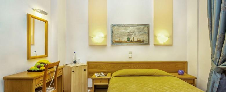 ΔΩΜΑΤΙΑ AEGEON HOTEL