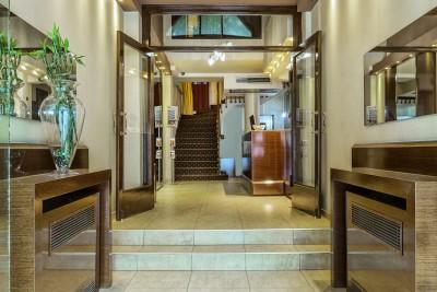 LOBBY AEGEON HOTEL